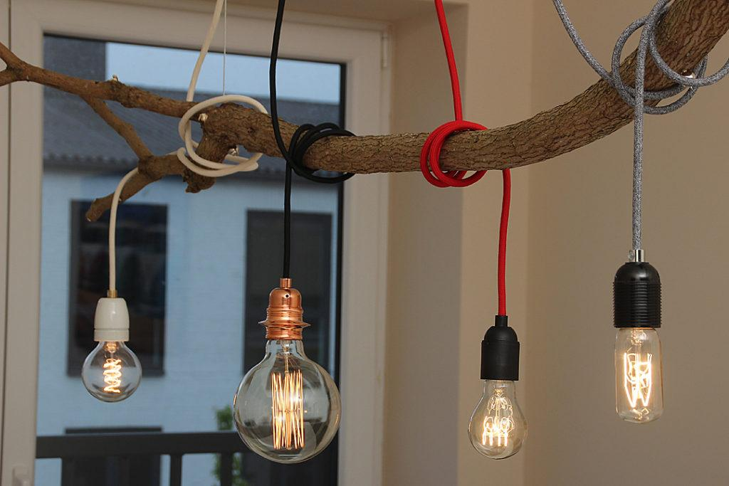 Holzlampe Selber Machen