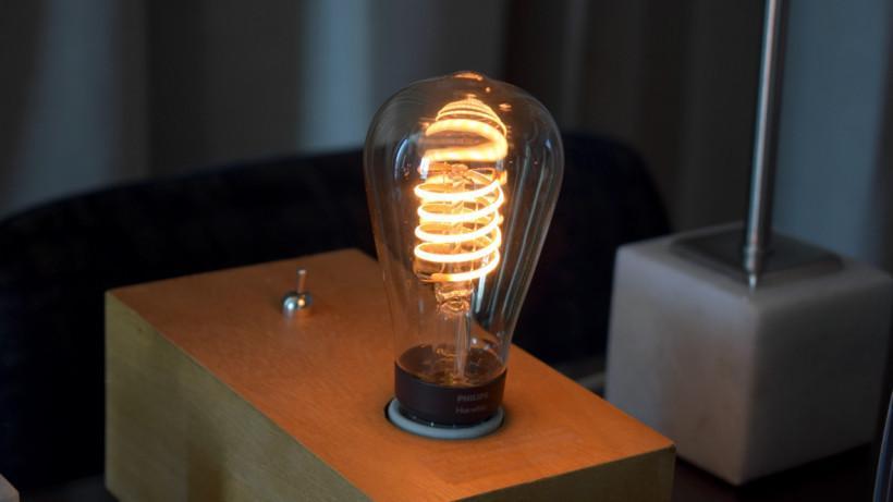Hue Filament Lampen