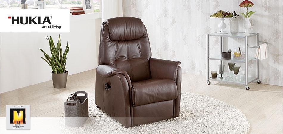 Hukla Sofa Leder