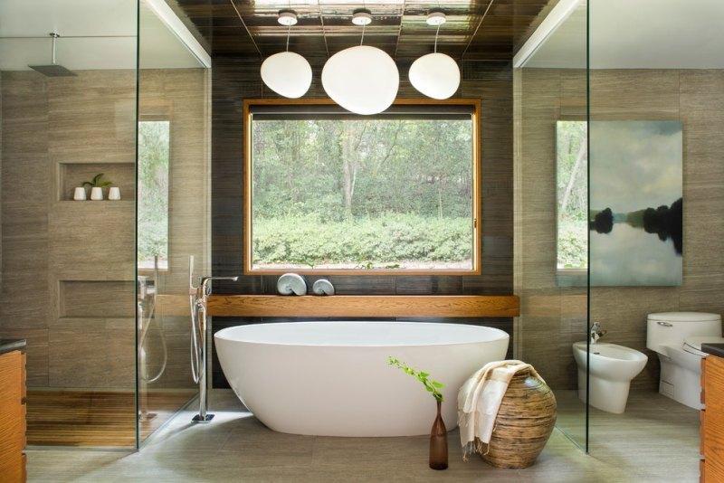 Ideen Badezimmer Naturstein