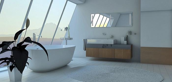 Ideen Für Badezimmer Mit Dachschräge