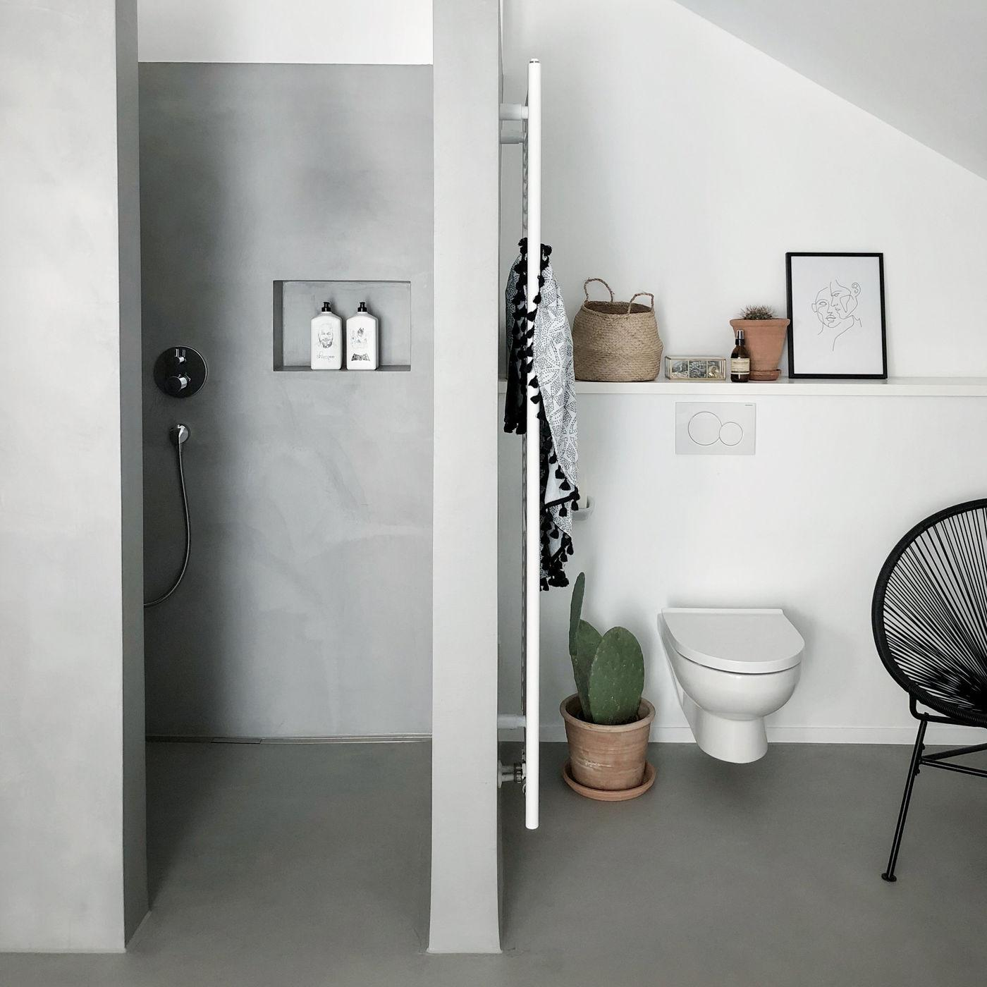 Ideen Für Kleine Bäder Mit Dusche