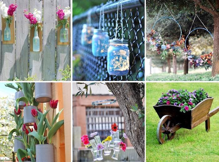 Ideen Garten Dekorationsideen