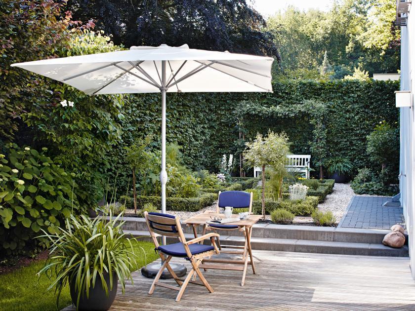 Ideen Gartengestaltung Kleine Gärten