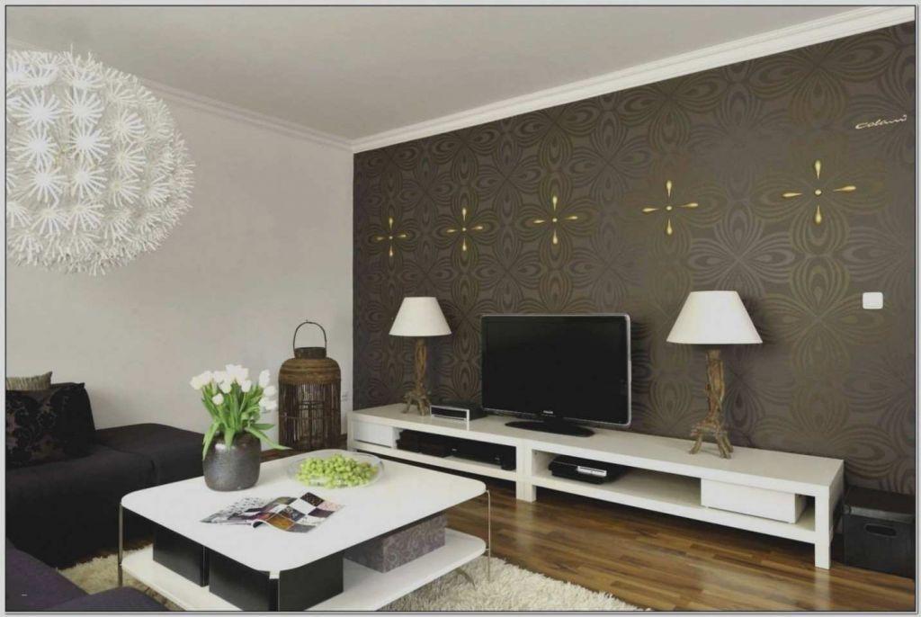 Ideen Modern Elegante Wohnzimmer Tapeten Ideen