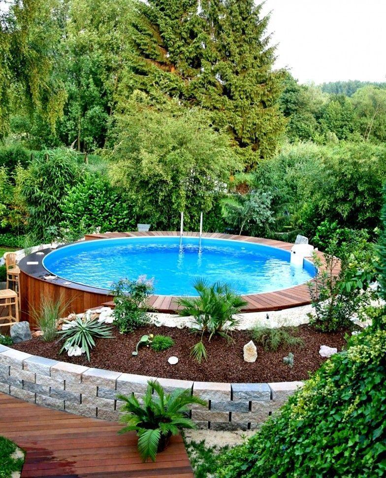 Ideen Pool Kleiner Garten