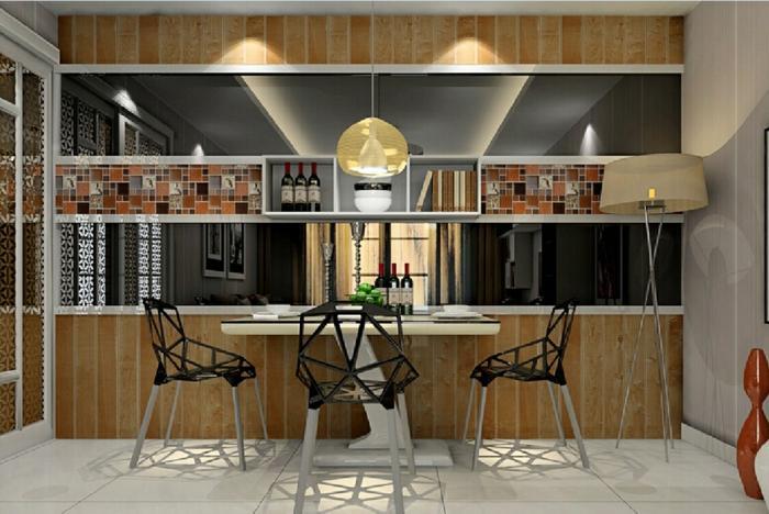 Ideen Raumteiler Küche Wohnzimmer
