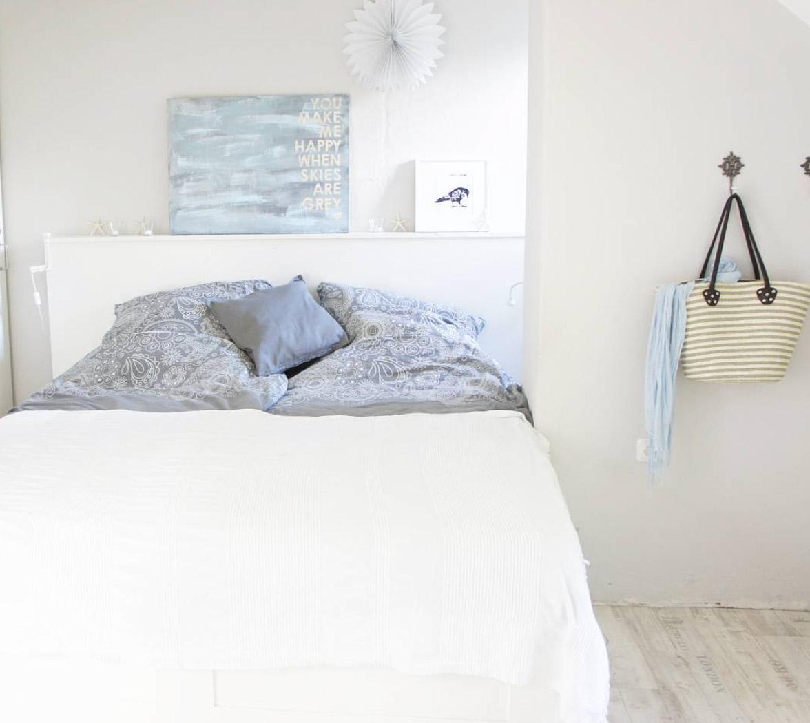 Ideen Schlafzimmer Weiß