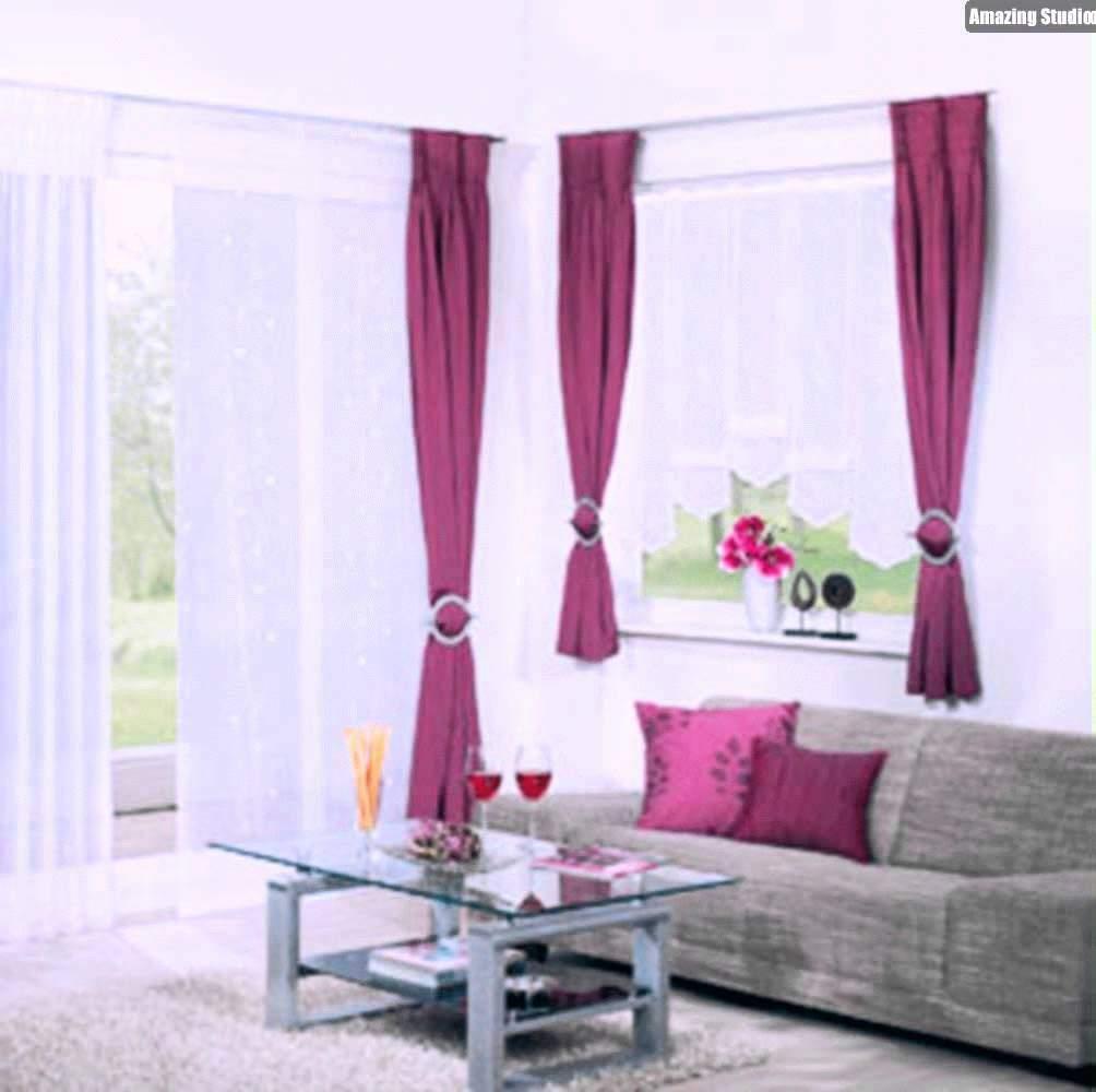 Ideen Vorhänge Gardinen Wohnzimmer