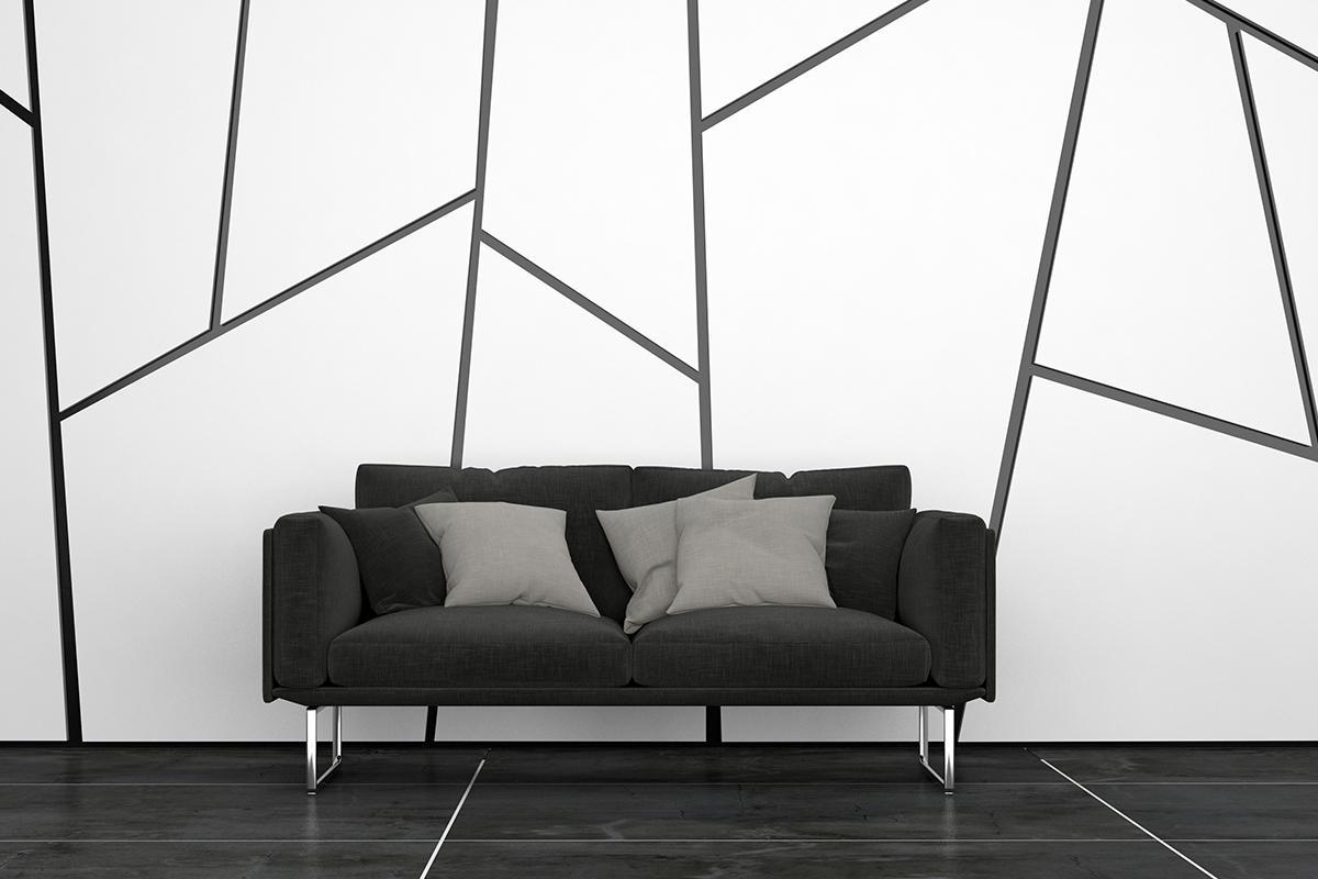 Ideen Wandfarbe Wohnzimmer Dunkle Möbel