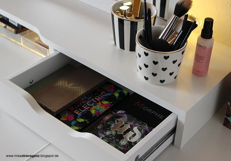 Ikea Alex Schreibtischaufsatz