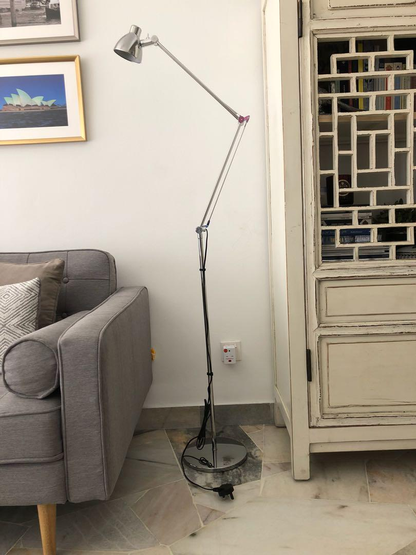 Ikea Antifoni Floor Lamp