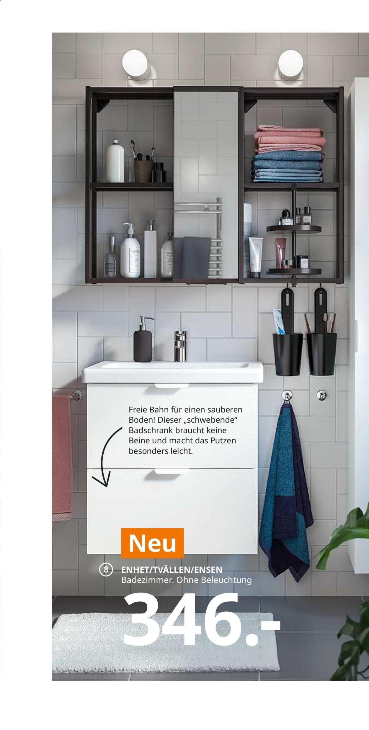 Ikea Badschrank Hoch