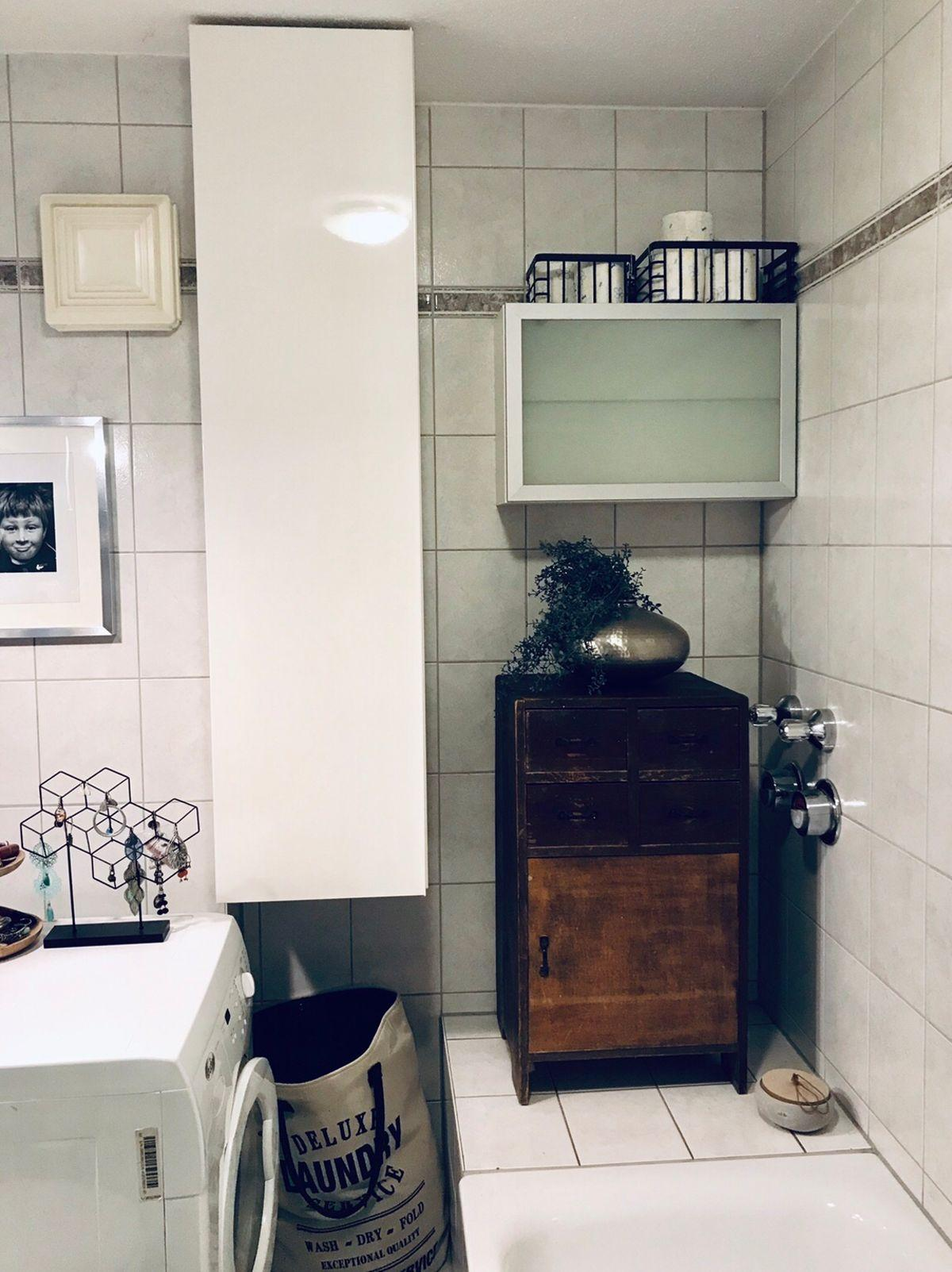 Ikea Badschrank Lillangen