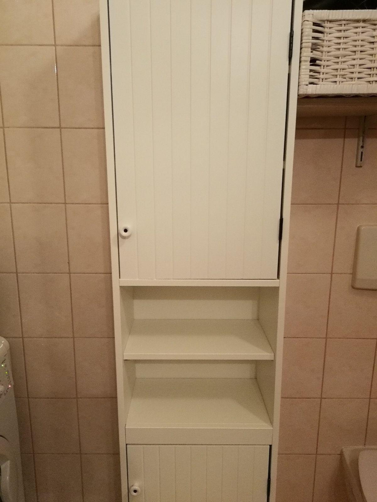 Ikea Badschrank Silveran