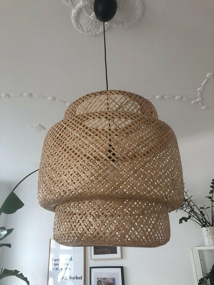 Ikea Bambus Lampe