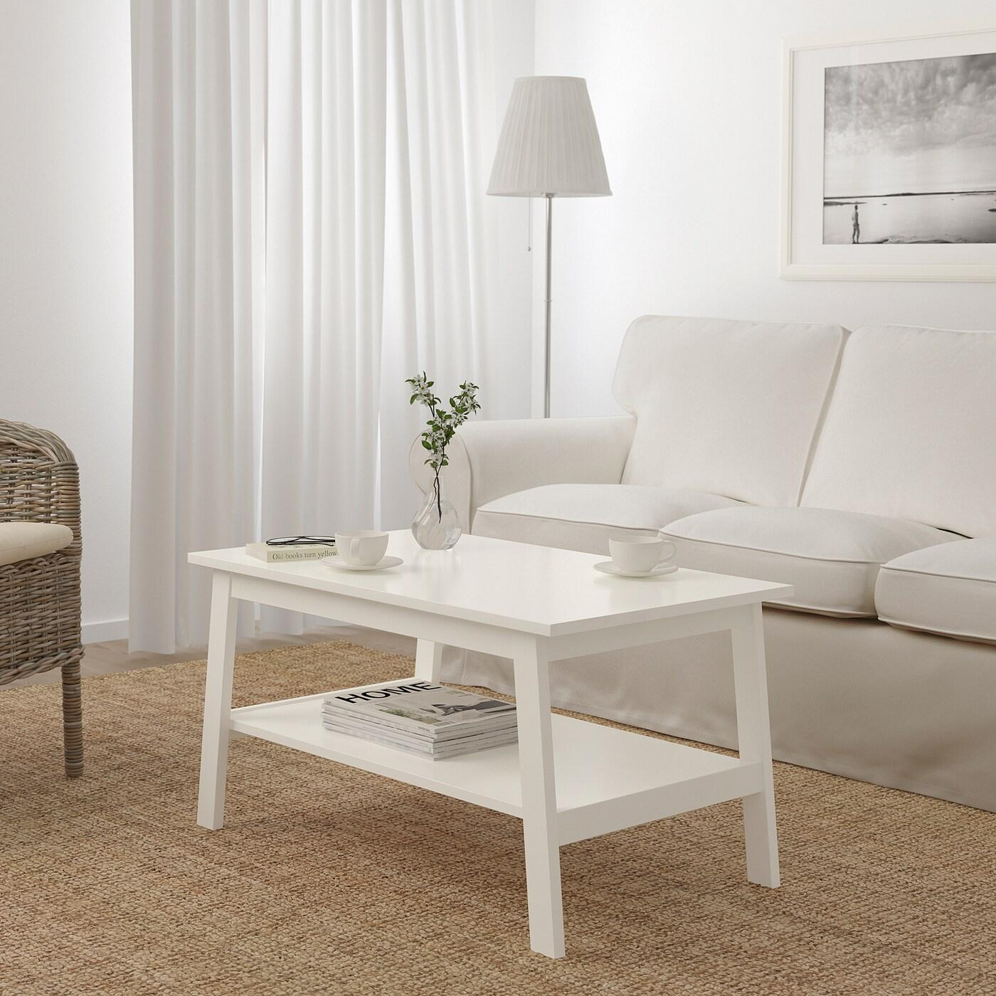 Ikea Beistelltische Weiß