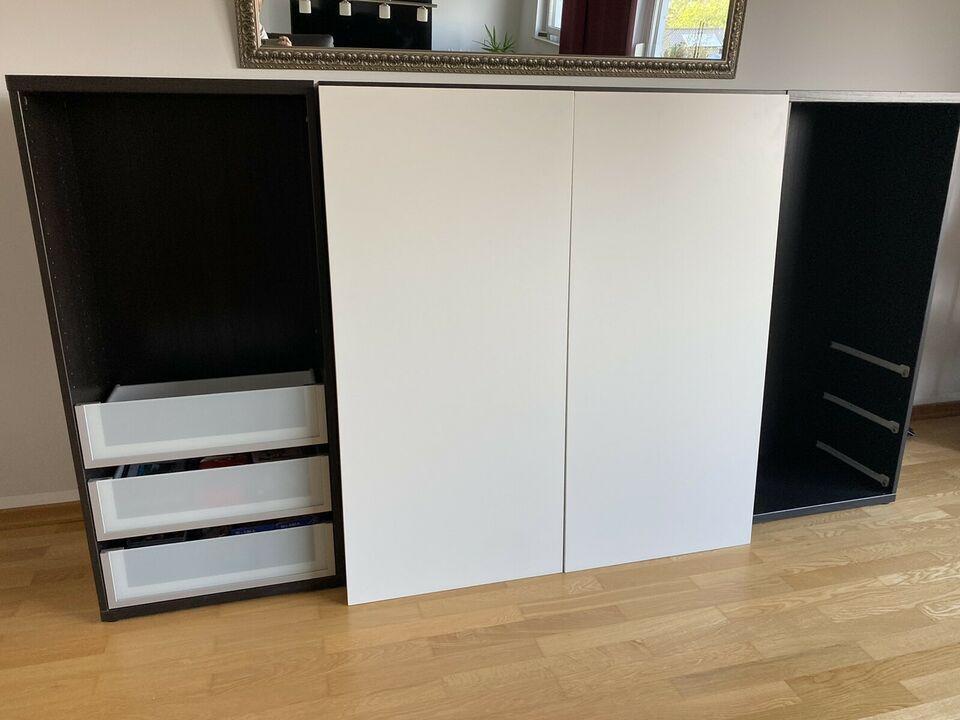 Ikea Besta Tv Schrank Mit Schiebetüren