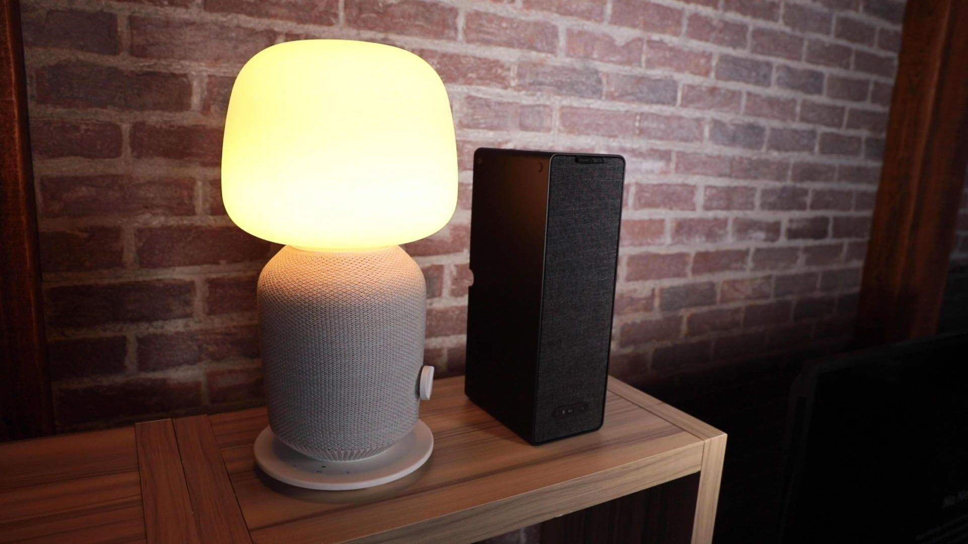 Ikea Bluetooth Lampe