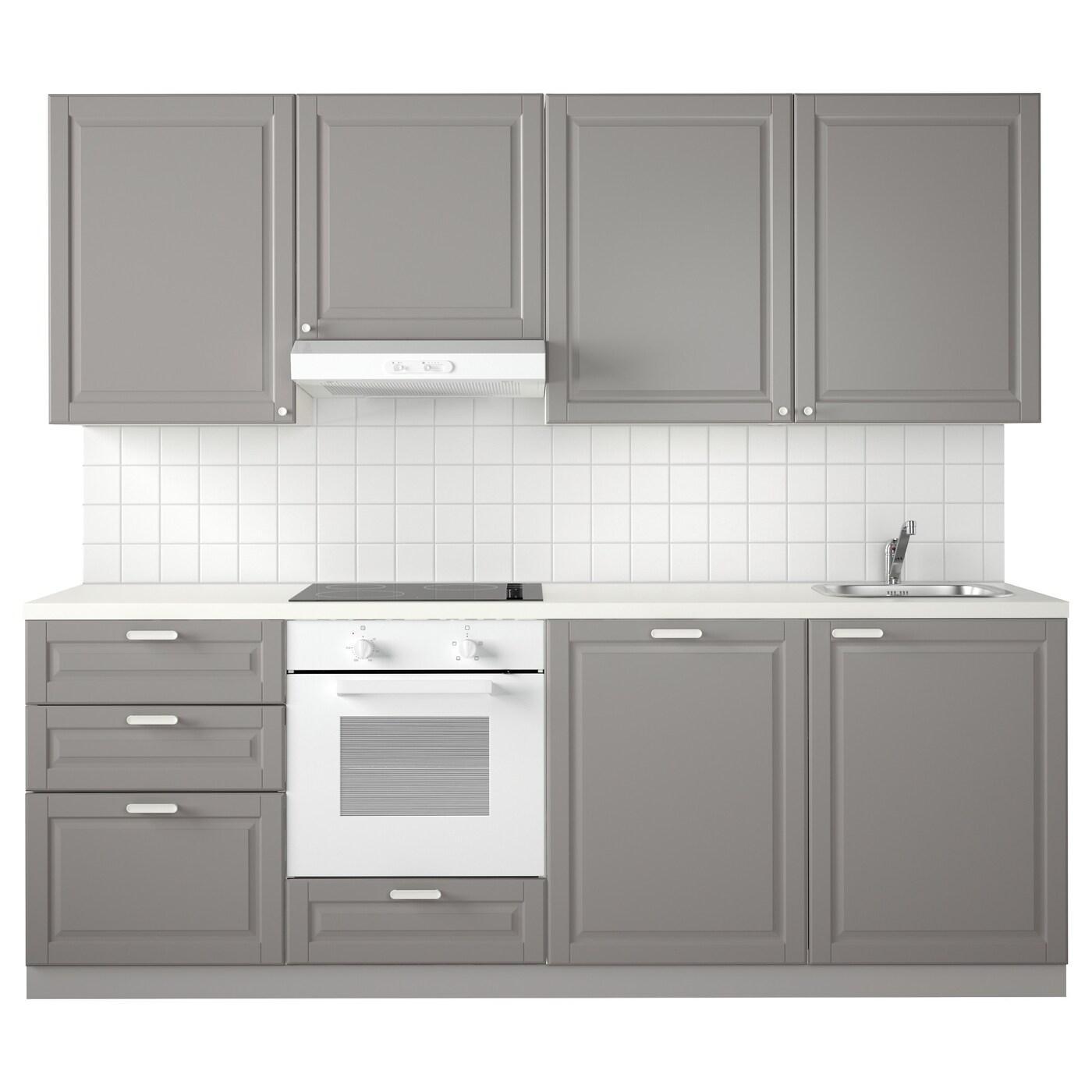 Ikea Bodbyn Küche Weiß