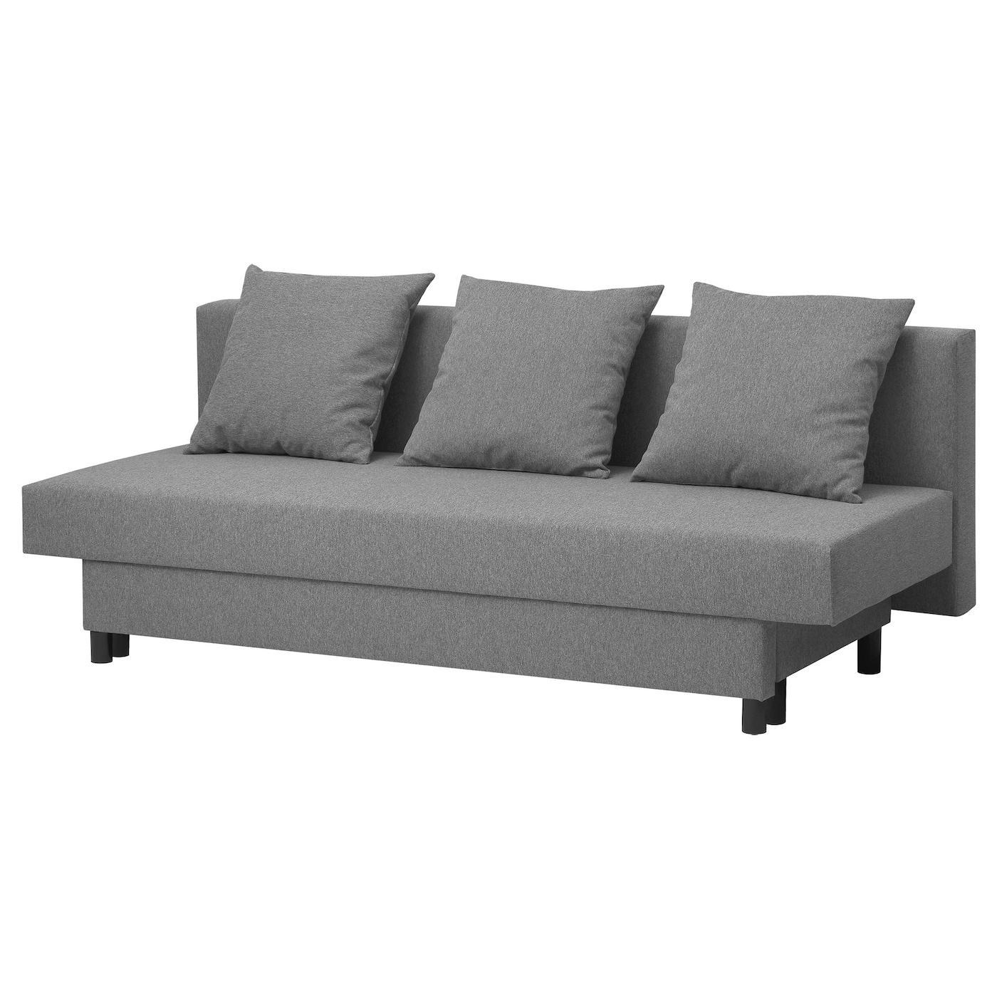 Ikea Couch Grau