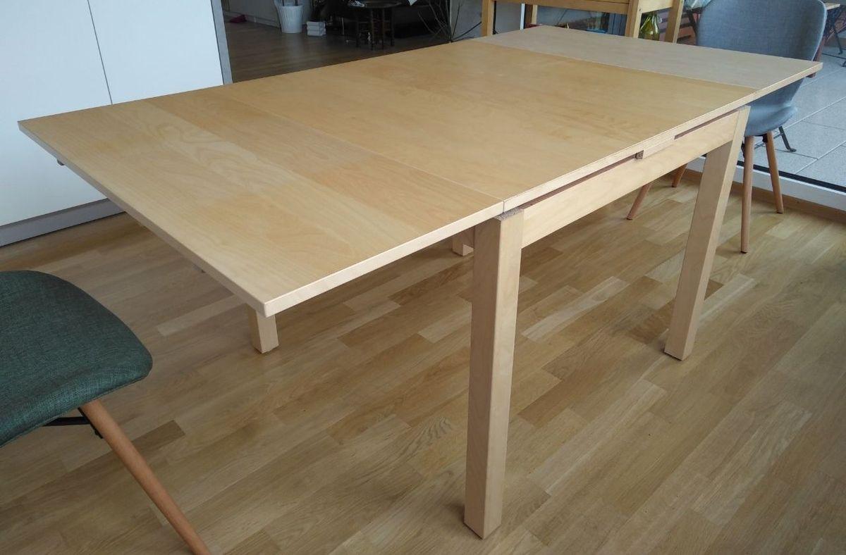 Ikea Esstische Holz