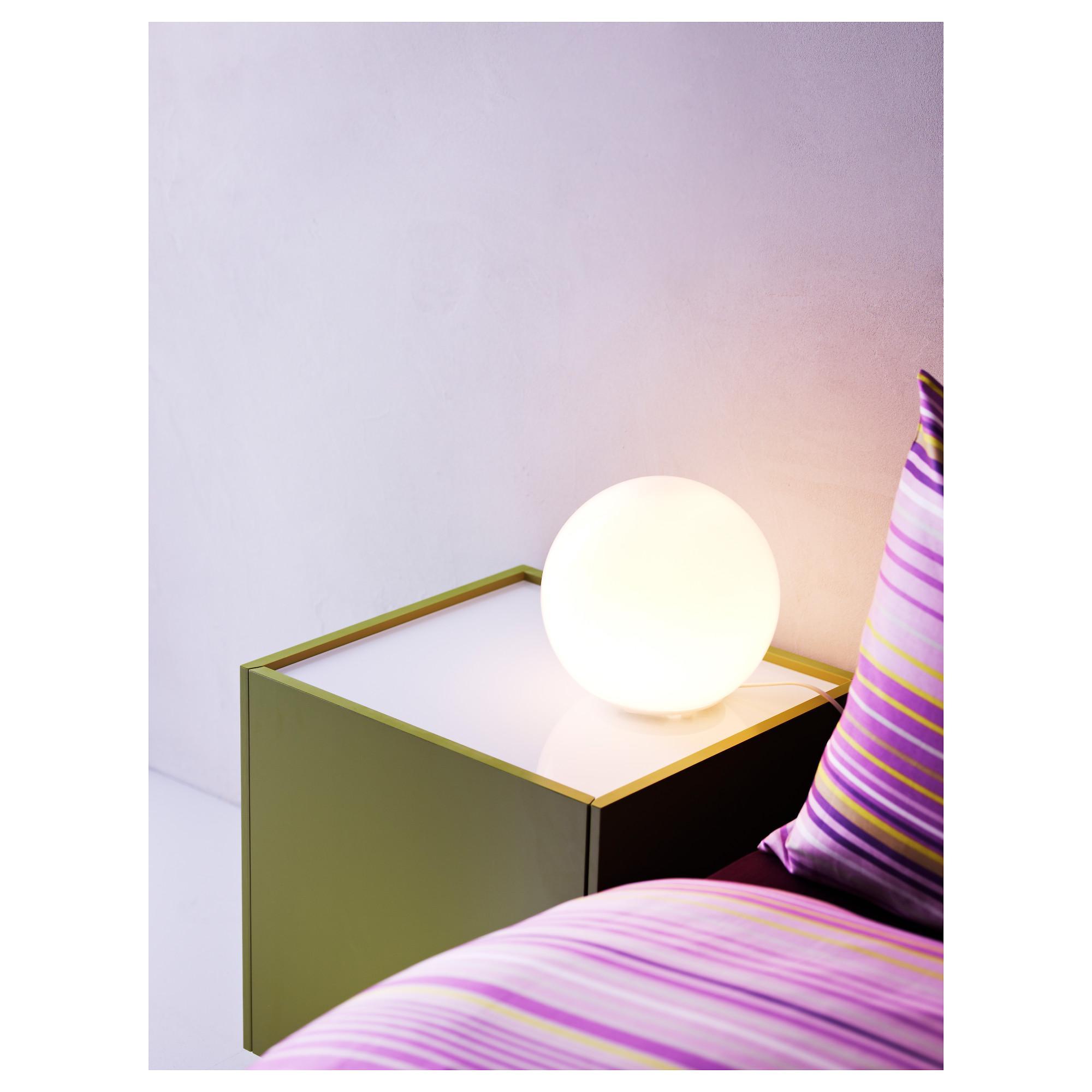 Ikea Fado Lamp Grey