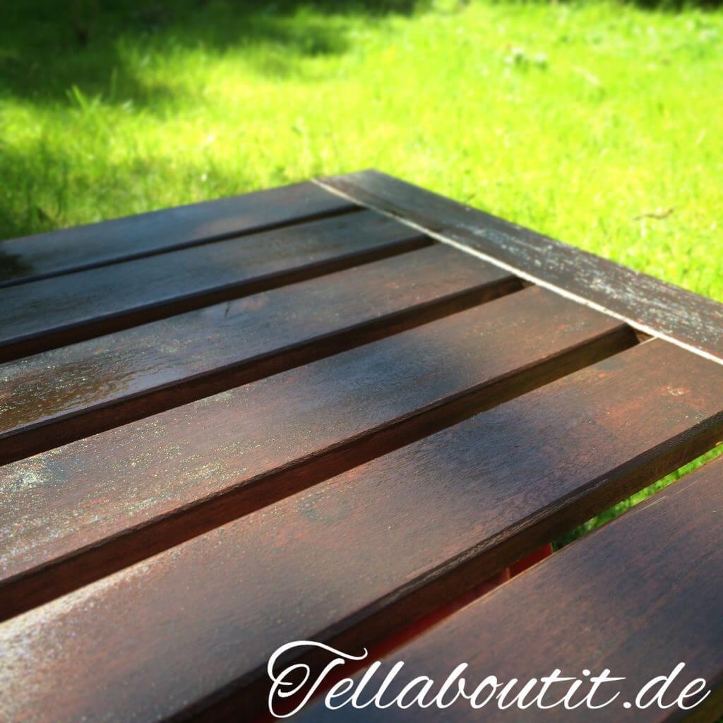 Ikea Gartenliege Holz