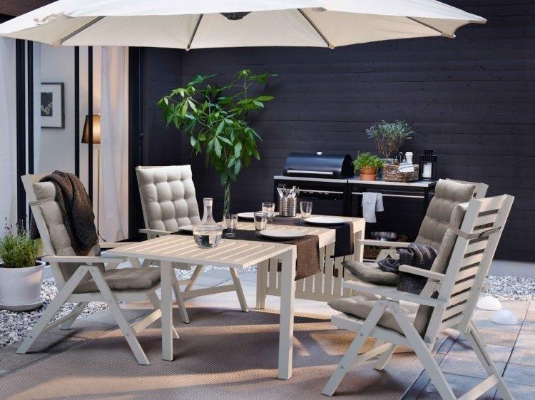 Ikea Gartenmöbel Tisch