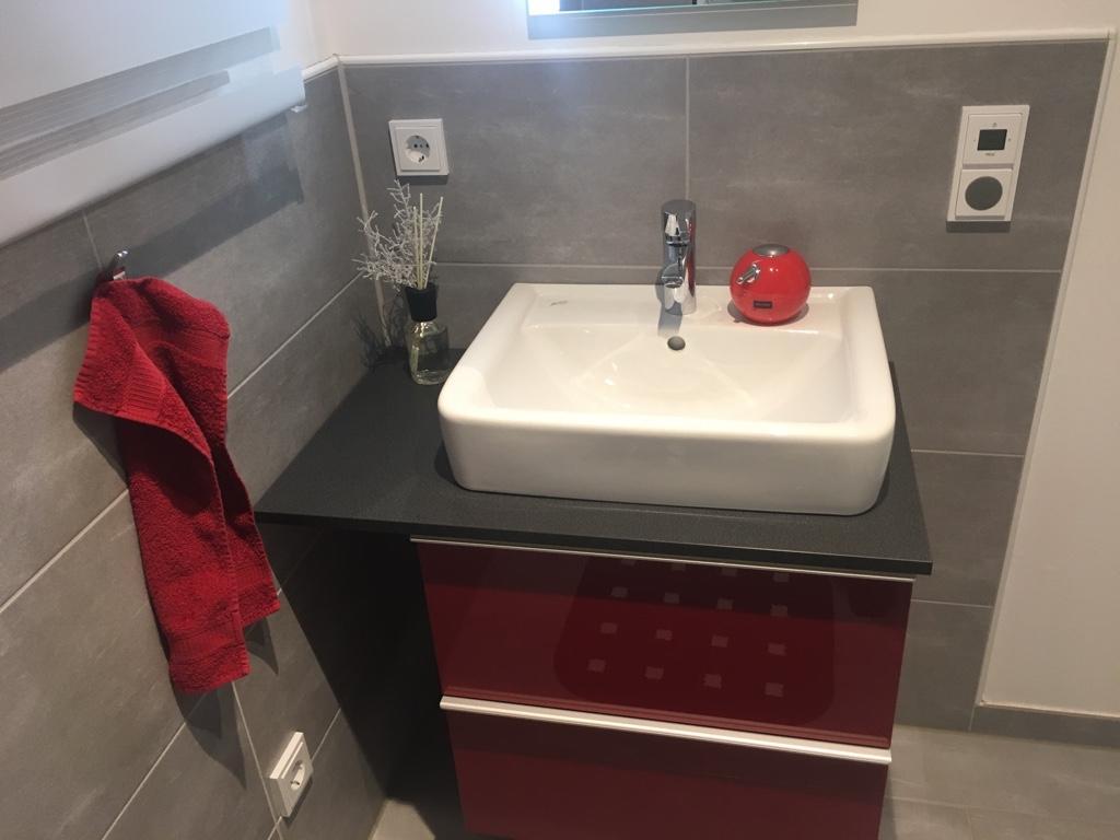 Ikea Godmorgon Waschtisch
