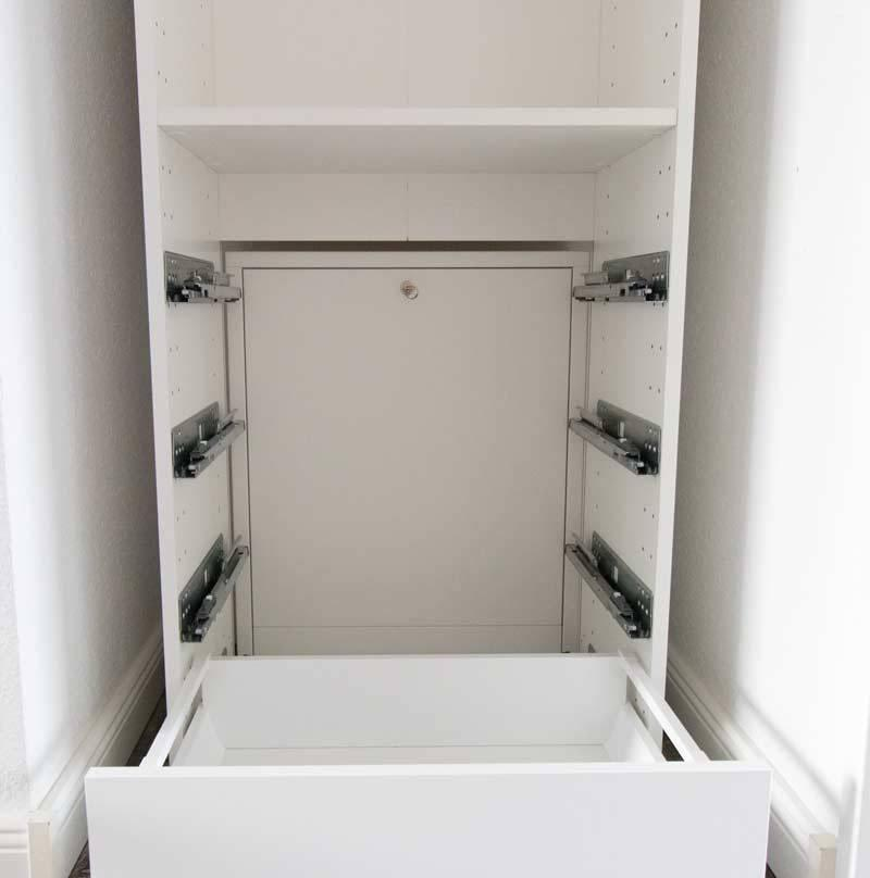 Ikea Hack Bad Unterschrank