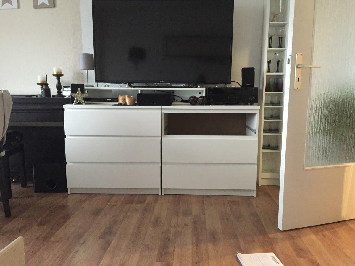 Ikea Hack Fernsehschrank