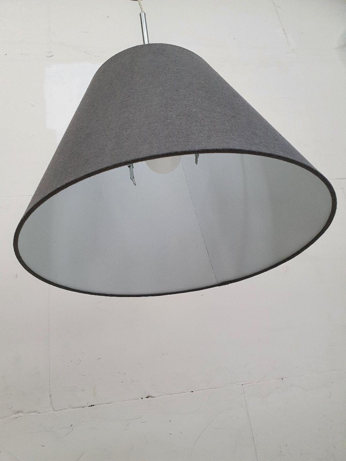 Ikea Hängelampe Grau