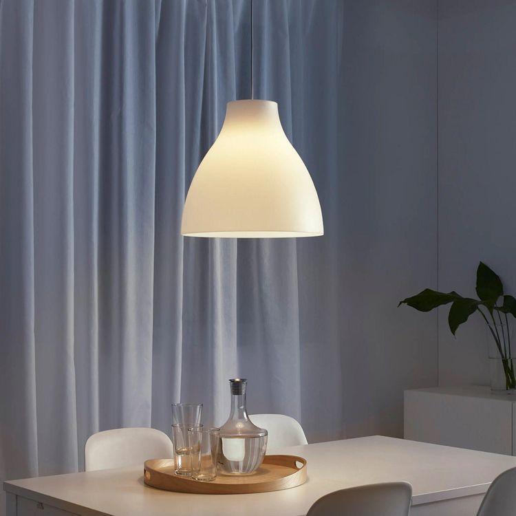 Ikea Hängeleuchte Weiß