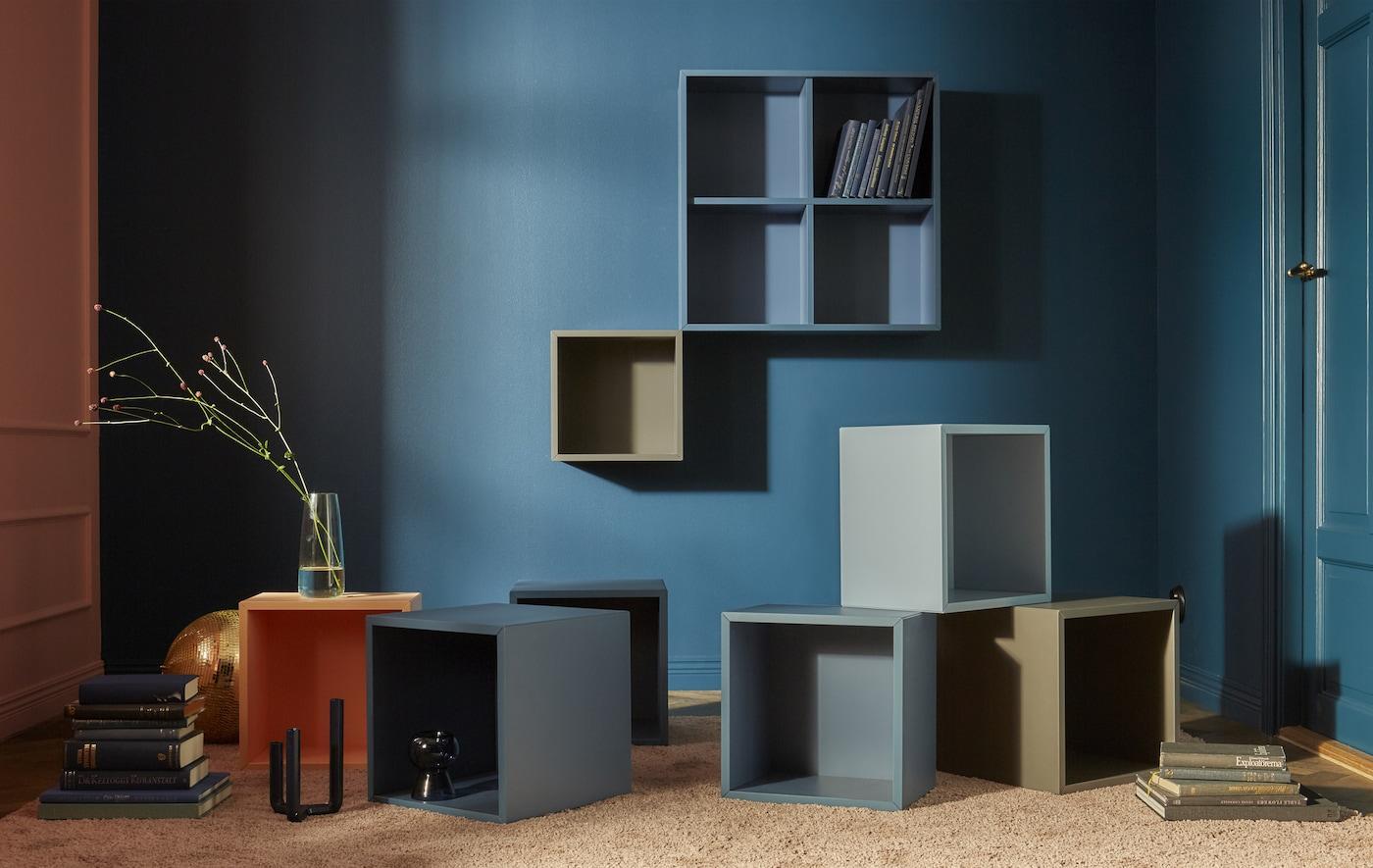 Ikea Hängeschrank Wohnzimmer