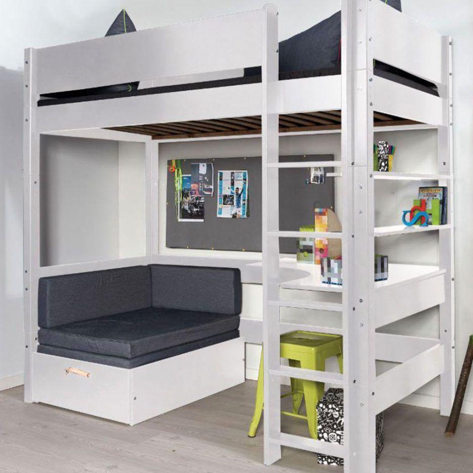 Ikea Hochbett Schreibtisch