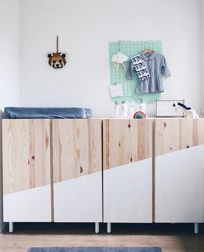 Ikea Ivar Stuhl Hack
