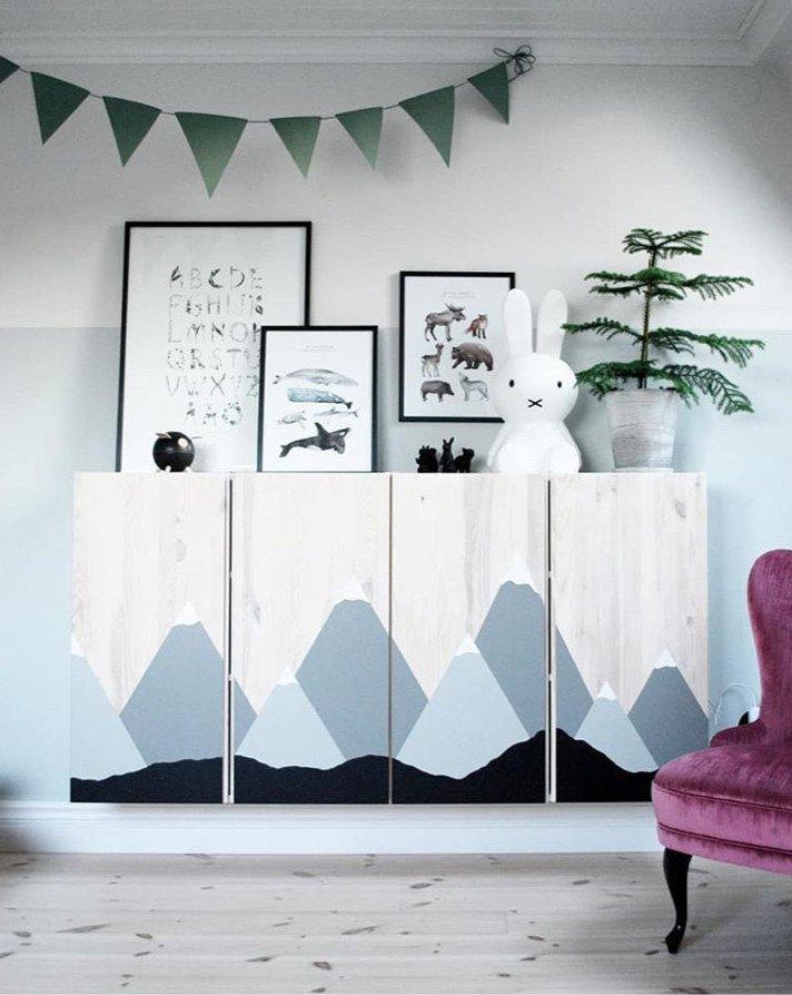 Ikea Ivar Stuhl Streichen