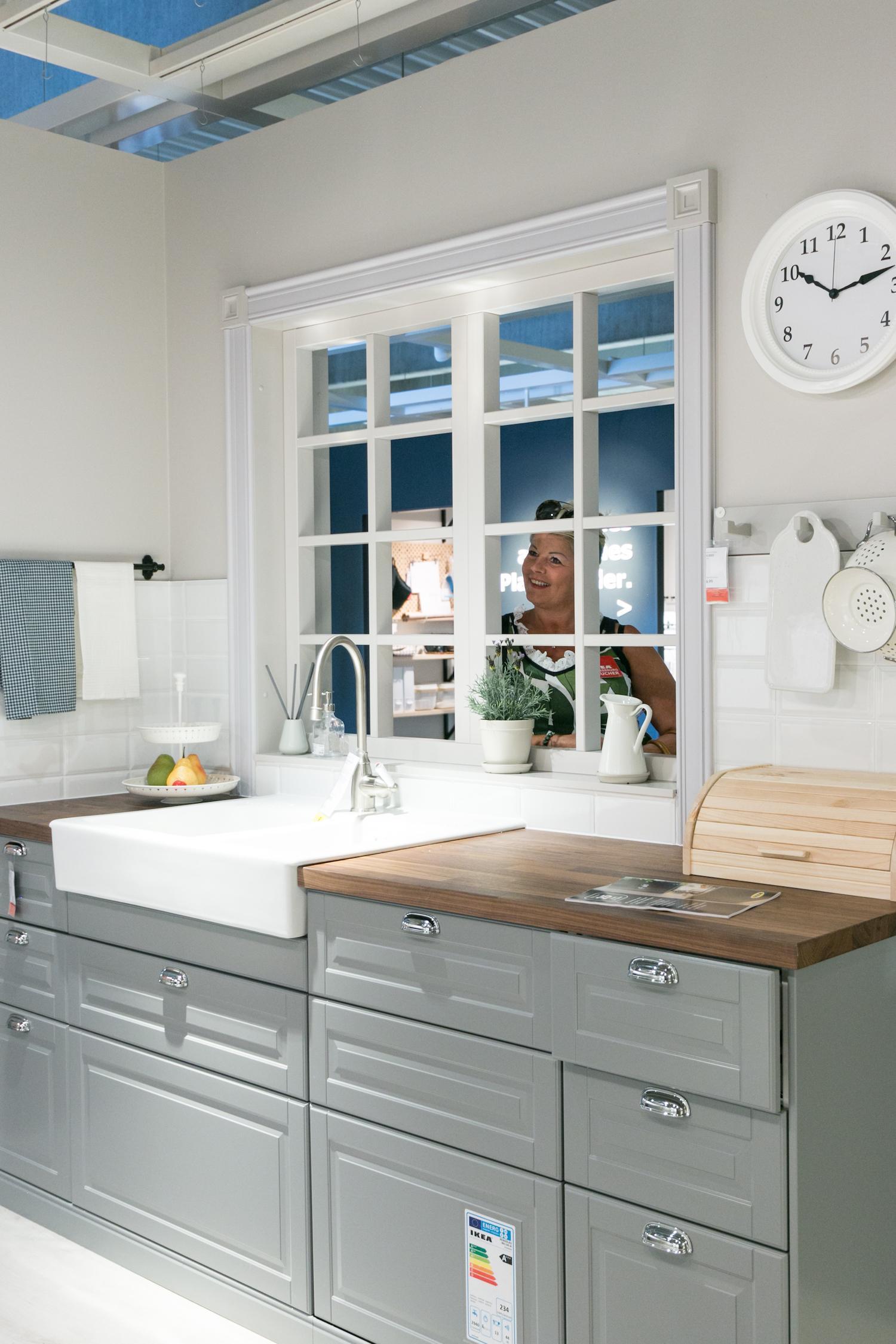 Ikea Küche Landhaus U Form
