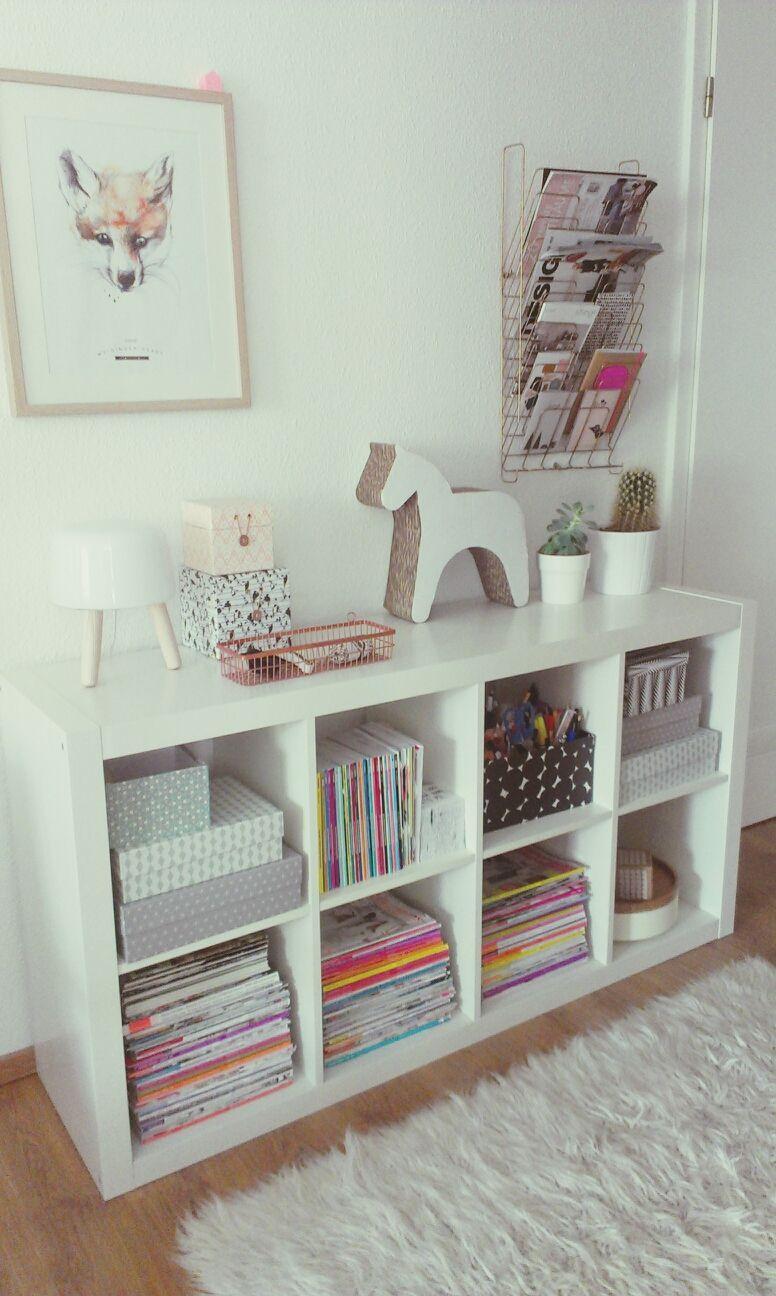 Ikea Kallax Ideen Schlafzimmer