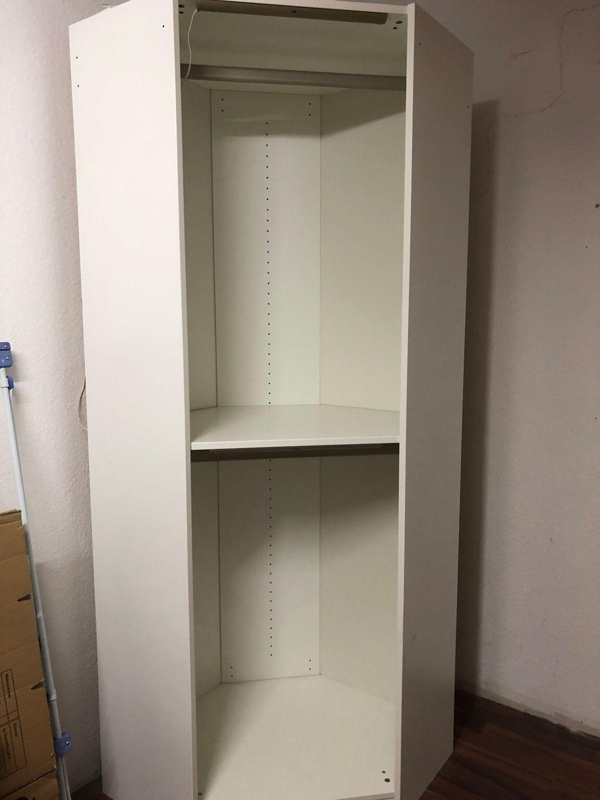 Ikea Kleiderschrank Eckschrank