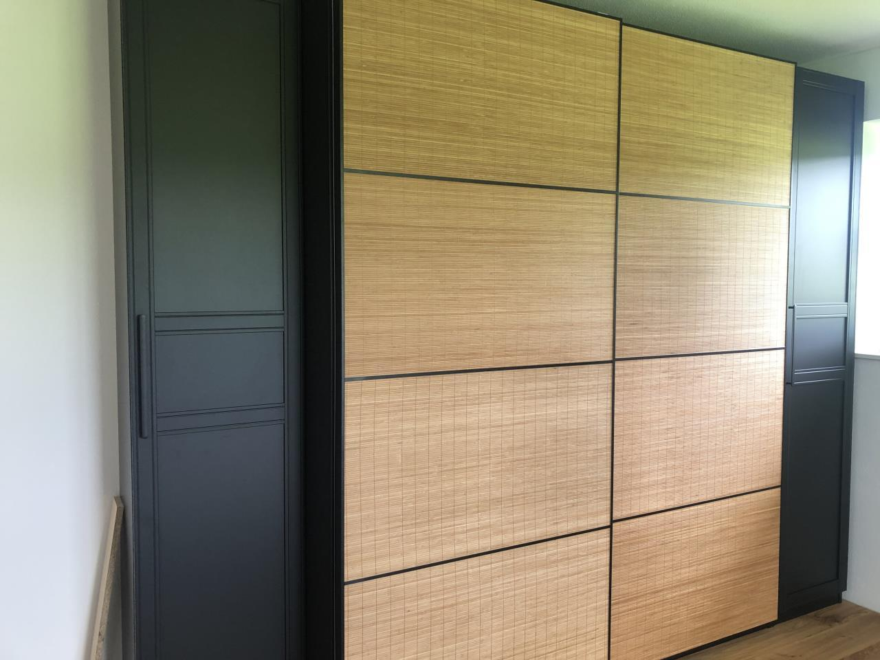 Ikea Kleiderschrank Pax Schiebetüren