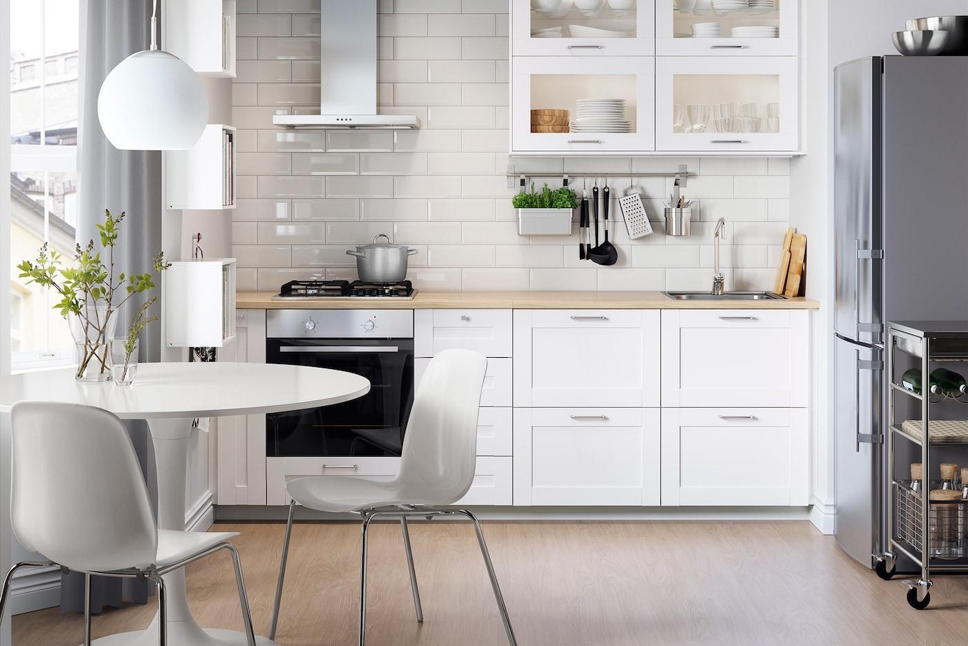 Ikea Kleine Küche Einrichten