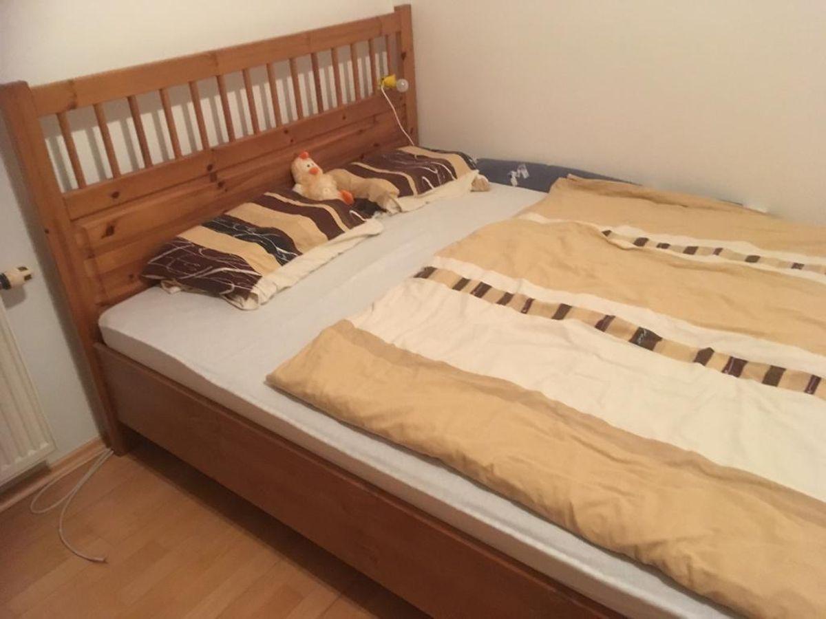 Ikea Kommode Bett