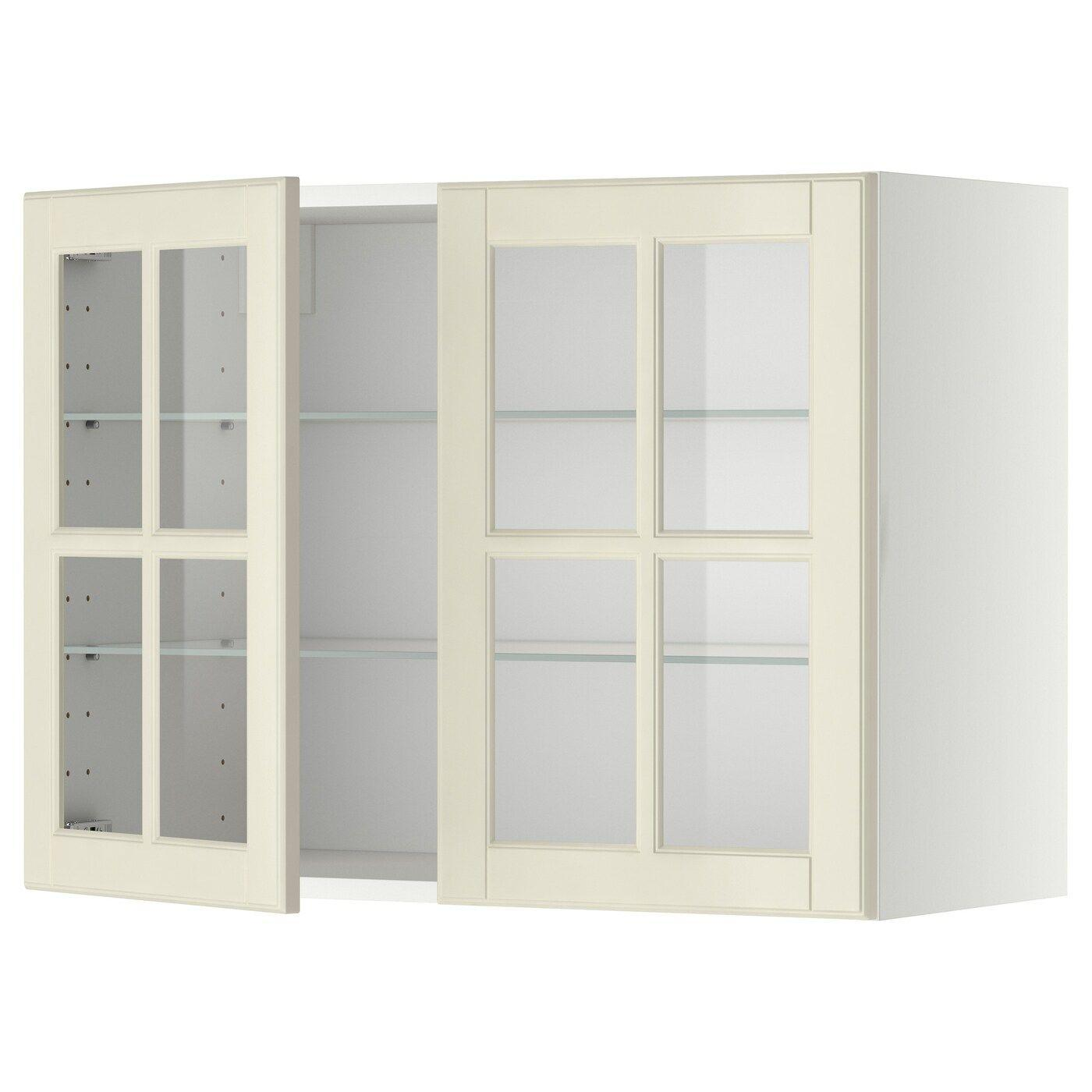 Ikea Küche Bodbyn Vitrine