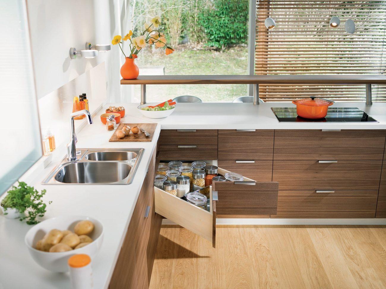 Ikea Küche Eckschrank Karussell