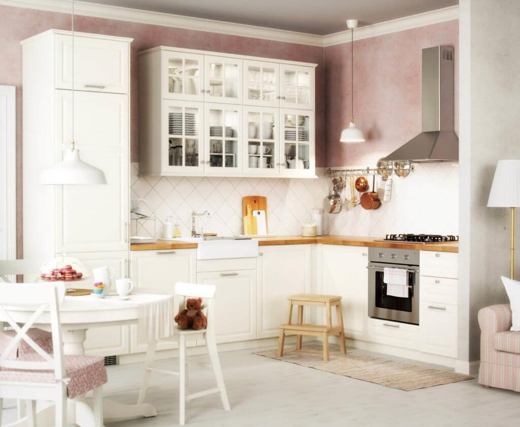 Ikea Küche Grau Landhaus