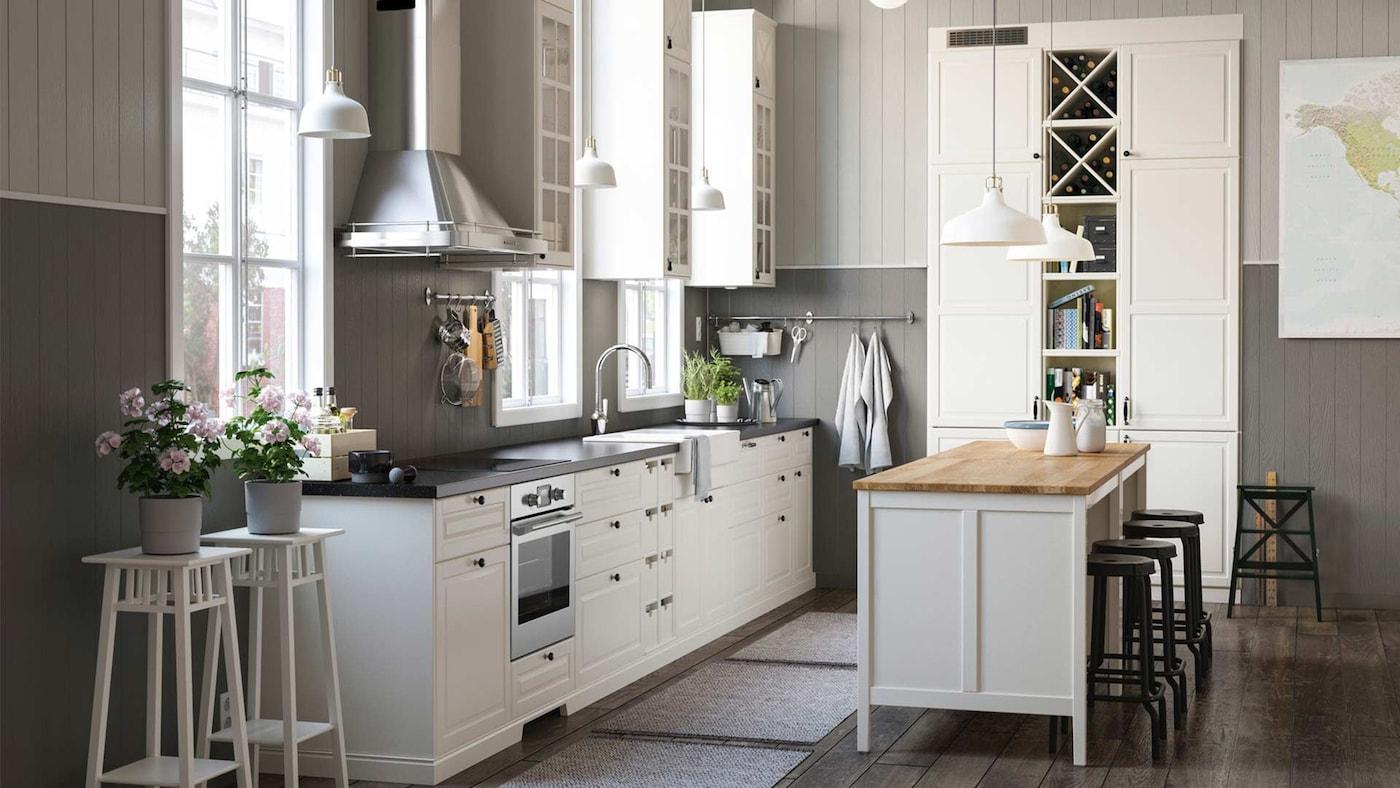 Ikea Küche Metod Fronten