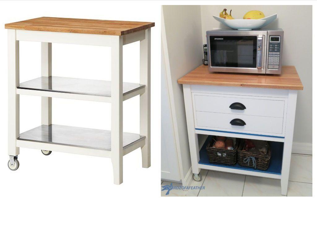 Ikea Küchenwagen Stenstorp