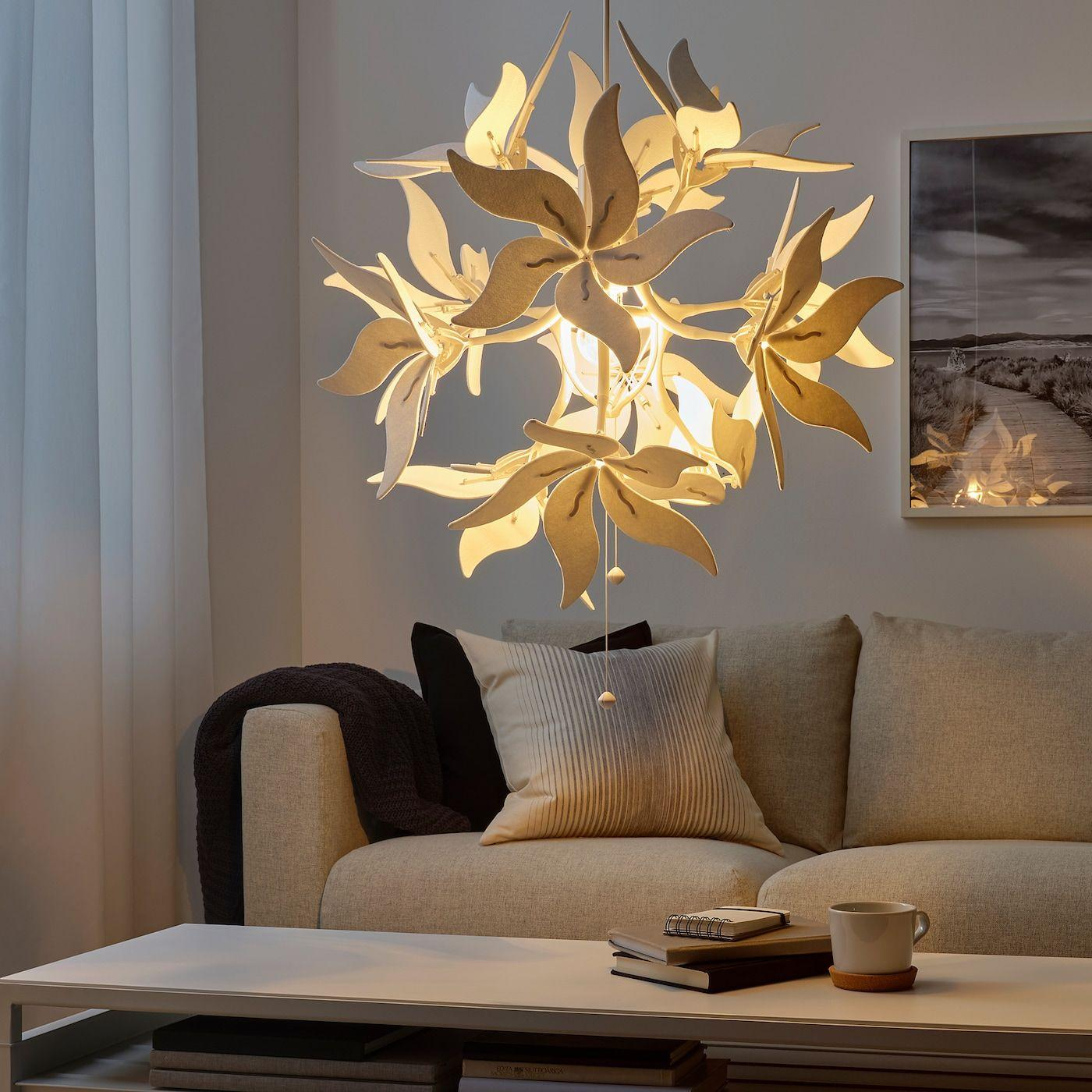Ikea Lampe Blume